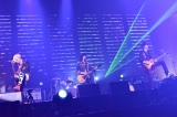 """BUMP OF CHICKEN全国ツアー『BUMP OF CHICKEN TOUR""""WILLPOLIS 2014""""』初日ライブの模様 (撮影:古渓一道)"""