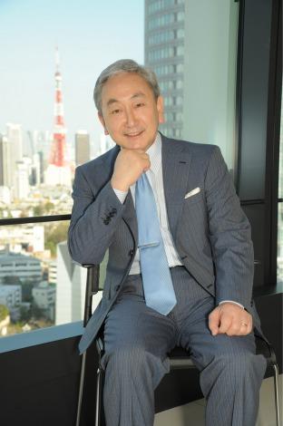 4月1日からテレビ朝日系『ワイド!スクランブル』のキャスターを務める橋本大二郎氏(C)テレビ朝日
