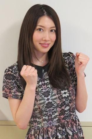 髪のアクセサリーが素敵な小林恵美さん