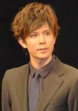 映画『クローズ EXPLODE』の完成披露舞台あいさつに出席した岩田剛典 (C)ORICON NewS inc.