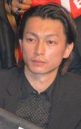 映画『クローズ EXPLODE』の完成披露舞台あいさつに出席した遠藤雄弥 (C)ORICON NewS inc.