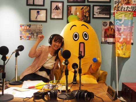 原宿にあるインターネットラジオ「sora×niwaFM」を電撃訪問。7分間だけ電波ジャックに大成功 (C)テレビ東京(C)ORICON NewS inc.