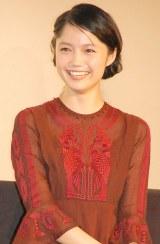 映画『神様のカルテ2』の大ヒット感謝イベントに出席した宮崎あおい (C)ORICON NewS inc.
