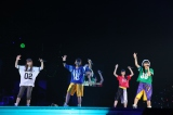 HKT48単独コンサート『AKB48グループ 春コン in さいたまスーパーアリーナ〜思い出は全部ここに捨てていけ〜』(さいたまスーパーアリーナ)の模様 (C)AKS