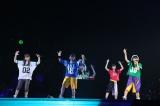 HKT48さいたまスーパーアリーナ単独コンサート『AKB48グループ 春コン in さいたまスーパーアリーナ〜思い出は全部ここに捨てていけ〜』よりSPEEDの「Body&Soul」を披露 (C)AKS