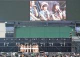 AKBファンから温かい拍手で迎え入れられた生駒里奈 (C)ORICON NewS inc.