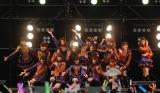 握手会イベントでパフォーマンスを披露したAKB48・チームB (C)ORICON NewS inc.