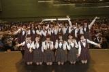 千葉・幕張メッセで行われた乃木坂46の8thシングル「気づいたら片想い」発売記念全国握手会の模様