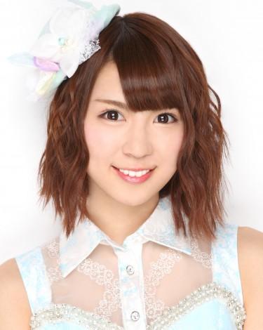 AKB48卒業を発表した菊地あやか(C)AKS