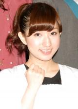 AKB48卒業を発表した片山陽加 (C)ORICON NewS inc.
