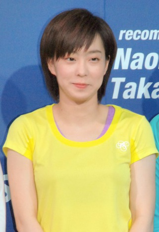 ASICS RUNNING 2014 SUMMERシーズンコンセプト発表会に出席した石川佳純選手 (C)ORICON NewS inc.