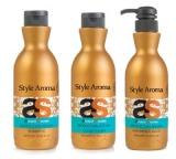 2月1日より発売される『モロッカンアルガンオイルシャンプー「Style Aroma」シリーズ』
