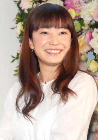 三井ホーム新CM発表会に出席した菅野美穂 (C)ORICON NewS inc.