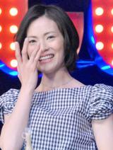 緊張で思わず涙ぐんだ塚本まり子さん=『大人 AKB48 オーディション』合格者お披露目会見 (C)ORICON NewS inc.