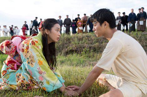 『ごちそうさん』総集編・前編「イチゴイチエ」5月6日放送(C)NHK
