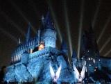 7月15日オープンの新エリア『The Wizarding World of Harry Potter』ホグワーツ城がお披露目 (C)oricon ME inc.