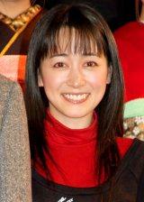 妊娠を発表した横山智佐(写真は2010年1月撮影) (C)ORICON NewS inc.