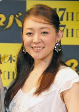 シアタークリエ7月公演『マホロバ』の製作発表会見に出席した彩乃かなみ (C)ORICON NewS inc.