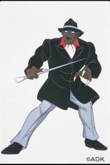 原作となるアニメ『妖怪人間ベム』のベム
