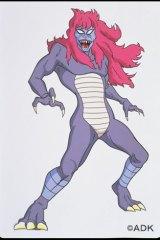 原作となるアニメ『妖怪人間ベム』のベラ