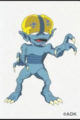 原作となるアニメ『妖怪人間ベム』のベロ