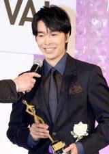 「東京ドラマアウォード2012」の授賞式に出席した長谷川博己 (C)ORICON DD inc.