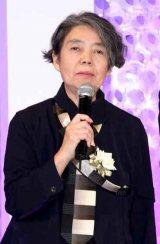 「東京ドラマアウォード2012」の授賞式に出席した樹木希林 (C)ORICON DD inc.