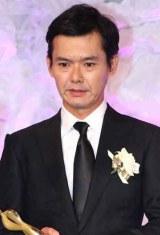 「東京ドラマアウォード2012」の授賞式に出席した渡部篤郎 (C)ORICON DD inc.