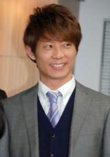 フジテレビ系ドラマ『ビター・ブラッド〜最悪で最強の親子刑事〜』制作発表会に出席したKEIJI(EXILE)