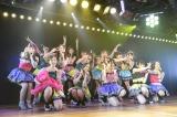 AKB48チームAの千秋楽公演より (C)AKS