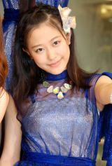 56thシングル「時空を超え 宇宙を超え/Password is 0」発売記念イベントを開催したモーニング娘。'14の小田さくら (C)ORICON NewS inc.