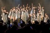 NMB48劇場で新生チームBIIが初お披露目/3rd stage「逆上がり」初日公演 (C)NMB