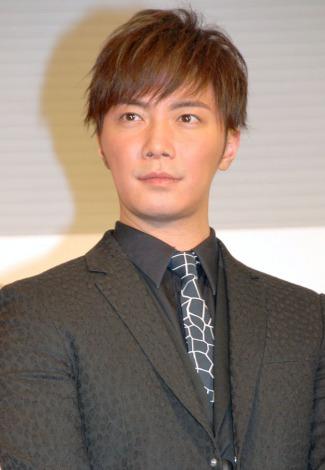 舞台『太陽2068』製作発表会に出席した成宮寛貴 (C)ORICON NewS inc.