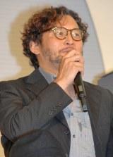 舞台『太陽2068』製作発表会に出席した横田栄司 (C)ORICON NewS inc.