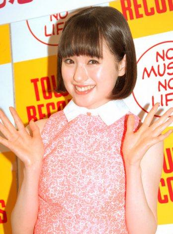 デビューアルバム『永遠と瞬間』リリース記念記者会見を行った武藤彩未 (C)ORICON NewS inc.