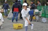 投球フォームもバッチリ (C)日本テレビ