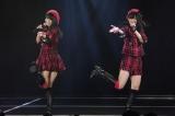 ユニット曲「狼とプライド」=新チームS『制服の芽』公演初日より(C)AKS