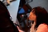 WOWOW連続ドラマW『モザイクジャパン』でヒロインを演じるハヤカワフミエ(C)WOWOW