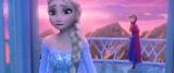 興行収入が111億円を突破し、2003年公開の『ファインディング・ニモ』を抜いて、日本での洋画アニメーション作品No.1に踊り出た『アナと雪の女王』(C)2014Disney. All Rights Reserved.