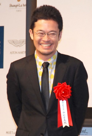 『第23回日本映画批評家大賞』新人監督賞を受賞した中野量太監督 (C)ORICON NewS inc.
