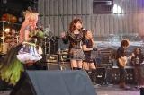 音楽イベント『NAONのYAON 2014』に出演した(左から)寺田恵子、森高千里、杏子 (C)ORICON NewS inc.