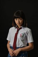 連ドラは13年ぶり! 『金田一少年の事件簿N』で美雪役を務める川口春奈 (C)日本テレビ
