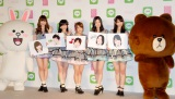 AKB48選抜総選挙でLINEスタンプ化を勝ち取るのは…? (左から)小嶋陽菜、渡辺麻友、高橋みなみ、松井珠理奈、松井玲奈 (C)ORICON NewS inc.