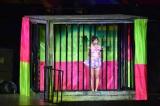 ソロ曲「わるきー」を披露した渡辺美優紀=NMB48単独コンサート『AKB48グループ 春コン in さいたまスーパーアリーナ〜思い出は全部ここに捨てていけ〜』さいたまスーパーアリーナ公演 (C)AKS