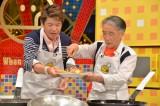 5月17日放送のTBS系『新チューボーですよ!』で堺正章とヒロミが約10年ぶりのテレビ共演(C)TBS