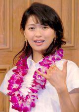 映画『わたしのハワイの歩き方』公開記念イベントに出席した榮倉奈々 (C)ORICON NewS inc.