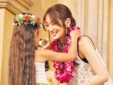 映画『わたしのハワイの歩き方』公開記念イベントに出席した高梨臨 (C)ORICON NewS inc.