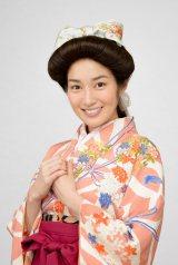 連続テレビ小説『花子とアン』ヒロイン・はなの同級生役で出演中の高梨臨(C)NHK