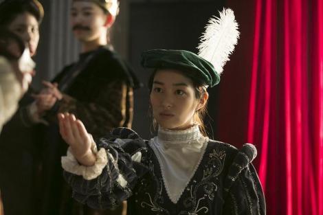 5月3日放送、大文学会の「ロミオとジュリエット」の幕が開く(C)NHK