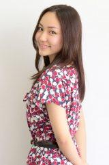 福岡県出身・21歳の上間美緒 (C)ORICON NewS inc.